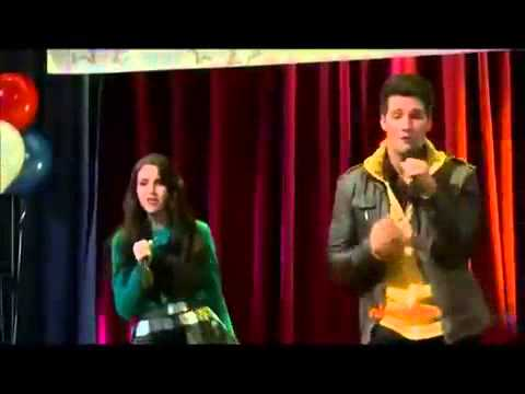 James Maslow Ft Ryan Newman   Stronger by Kelly Clarkson cover See Dad Run)
