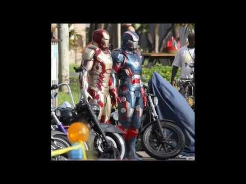 Mark Viii Iron Man 3 Iron Man 3 Iron Patriot And