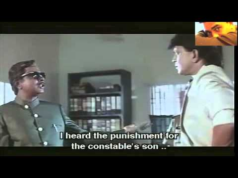Mitthun Gaali Hindi Best Dialogues Dubbed