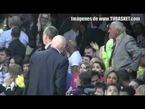 Euroleague F4: El nieto del capo del A.C. Milan, Adriano Galliani, es... ¡madridista!