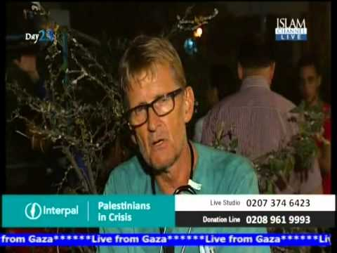 Dr Mads Gilbert Doctor in Gaza from Norway Exposes & Slams Israel America & UK!
