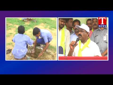 Speaker Madhusudanachari Participates in TNews Haritha Haram at Bhupalpally | TNews live Telugu