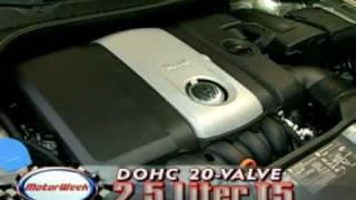 Motorweek Video of the 2005 Volkswagen Jetta