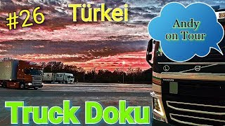 Andy on Tour #26 Truck TV Türkei