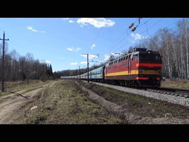 Поезд Москва — Барнаул