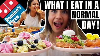 A Normal Full Day Of Eating | What I eat in a day