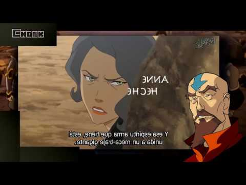Avatar  La Leyenda de Korra   Trailer Final Fandub