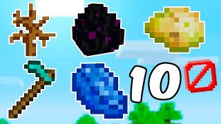 Minecraft | 10 ITEMS más inútiles de todo MINECRAFT