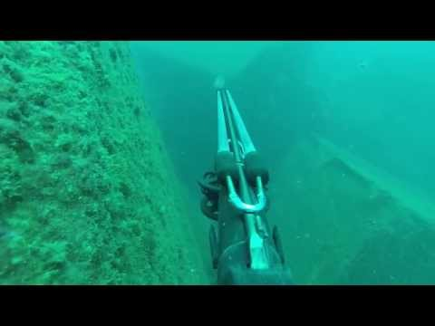 Chasse sous-marine Collo, Algeria abdou khene .2014