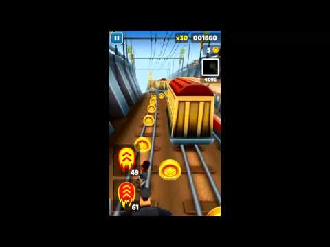 Tutorial Coins Infiniti Subway Surfers Android ITA