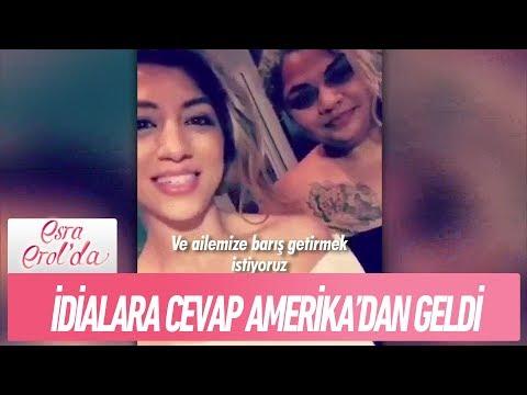 İddialara cevap Amerika'dan geldi - Esra Erol'da 29 Aralık 2017