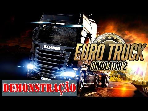 Demonstra O Mod M Os No Volante Scania Streamline Beta ...
