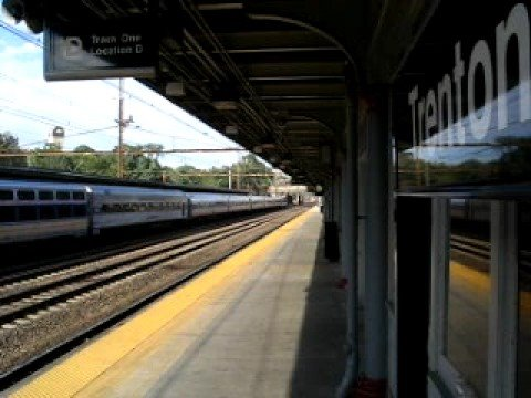 Train Schedule Trenton To Washington Dc