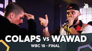 COLAPS vs WAWAD | WBC Solo Battle 2018 | Final