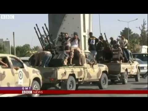 Militias take control of Tripoli airport after heavy fighting