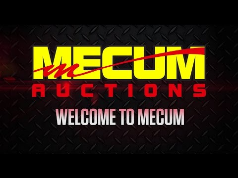Mecum 101: Welcome