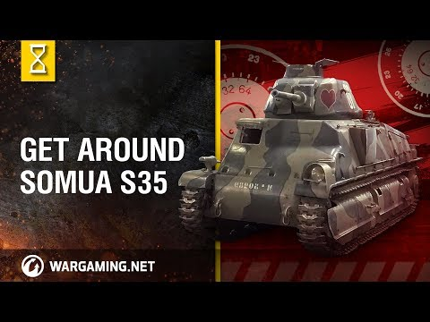 Inside the Chieftain's Hatch: SOMUA S35 part 1