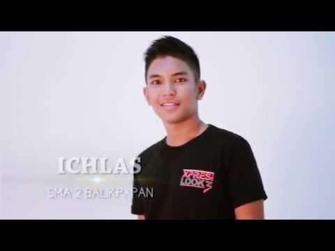 Ichlas (SMA 2 Balikpapan) XpResi Look 3