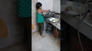 Pihu how to make roti