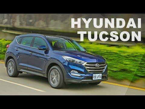 安全不分等級 Hyundai All New Tucson