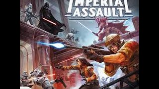 Star Wars Imperial Assault Part 1 - Skirmish Mode: Roll & Move Reviews
