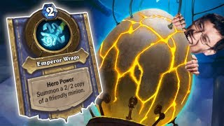MASS PRODUCED EGGS Feat. Reborn Quest Paladin! | Saviors of Uldum Gameplay | Hearthstone