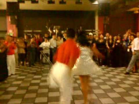 Bailando con el Markez de la salsa