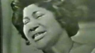 Mahalia Jackson ~  How I got over