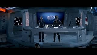 "Iron Sky selected scene - The original ""Space Force"""