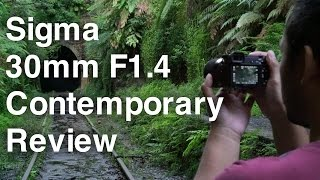 Sigma 30mm F1.4 DC DN Contemporary Review | John Sison