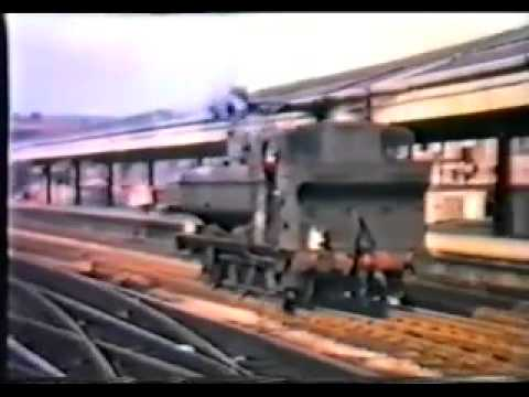 60s Steam and Diesel @ Birmingham Snow Hill pt 2.