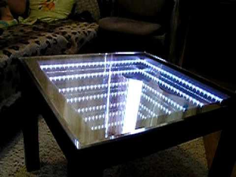 Как сделать стеклянный столик своими руками
