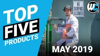 5 Ridiculously Popular MTB Products - May 2019