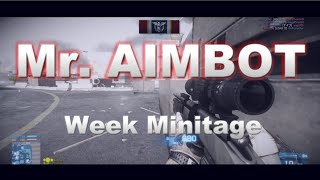 Uncut Losty | Mr. AIMBOT | BF3 Weekmini