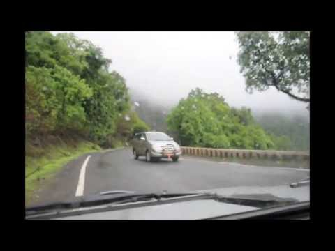 Amboli Ghat - Hirva nisarga