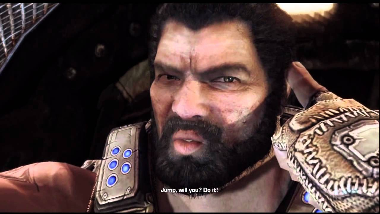 Dom's Death Cutscene / Scene - Gears of War 3 - Mad World - HD 720 - YouTube