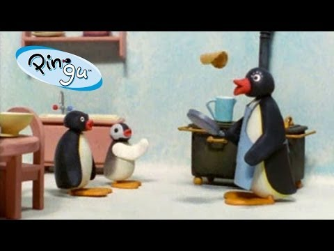 Pingu: Pingu's Pancakes