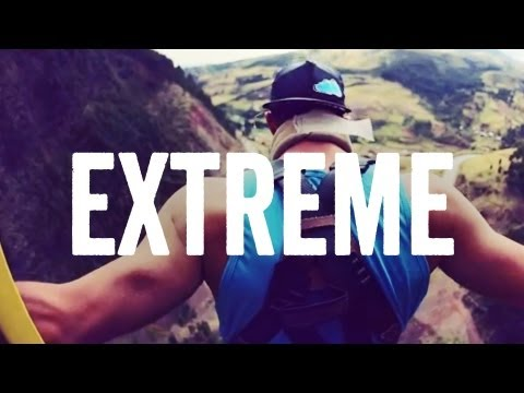EXTREME Sports - Latin Adventure - Contiki #NOREGRETS