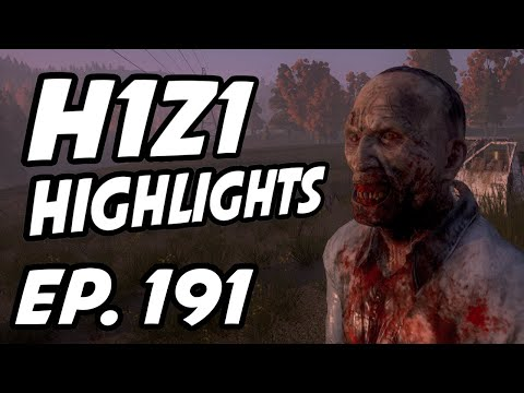 H1Z1: King of the Kill Daily Highlights | Ep. 191 | Oblivian247, TTHump, Symfuhny, LyndonFPS