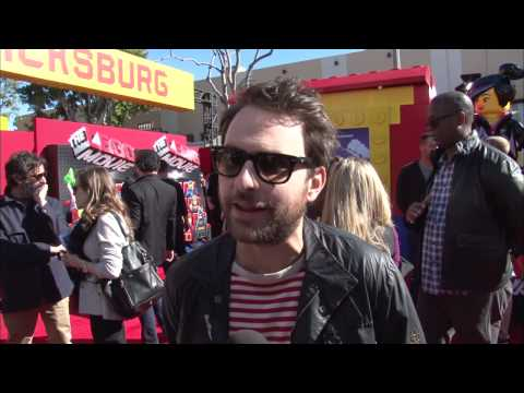 The Lego Movie: Charlie Day Movie Premiere Interview