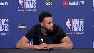 Golden State Warriors Media Availability | NBA Finals Game 5