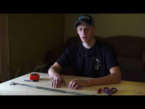 DIY Paracord Duck Strap   Cabela's Northern Flight
