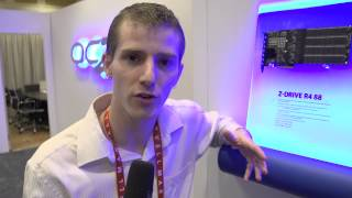 OCZ Consumer & Enterprise SSD Technology Including Linux Caching Linus Tech Tips CES 2013