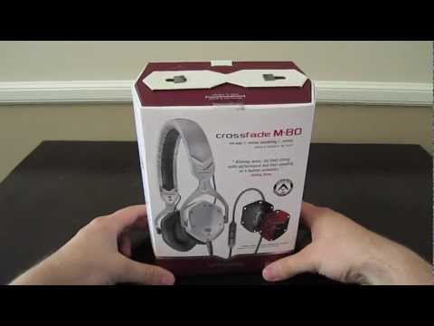 V-Moda M-80 Review and Unboxing