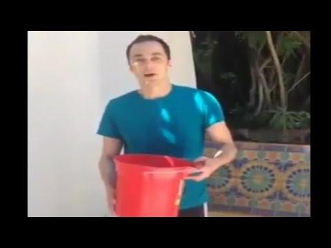The Big Bang Theory - Ice Bucket Challenge