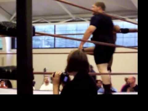 CWS Mark Stratus & Jason Pain vs The Contract Killers Pt 1