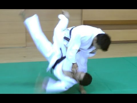 Judo - Osoto Gaeshi -  Image 1