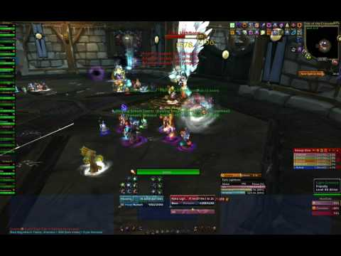 Argent Coliseum: Twin Val'kyr (High Definition) (incl. Commentary)