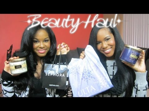 Collective Beauty Haul (Ulta, Sephora, Target & B&BW)