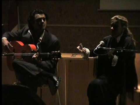 Salomé Pavón - Soleá (A la guitarra Jerónimo Maya)
